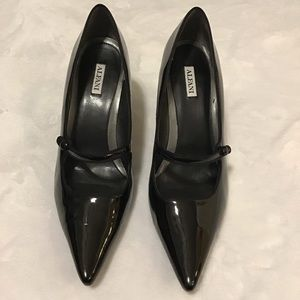 Alfani Black Patent Leather Heels
